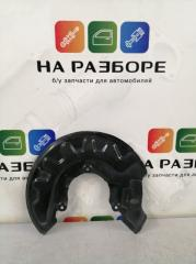 Запчасть пыльник тормозного диска передний правый Skoda Rapid 2017