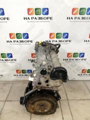 Запчасть двигатель Skoda Rapid 2017