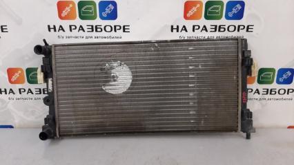 Запчасть радиатор двс Skoda Rapid 2017