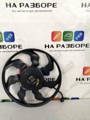 Запчасть вентилятор радиатора KIA Cerato 2014