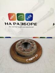 Запчасть тормозной диск задний правый KIA Cerato 2014