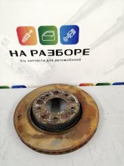 Запчасть тормозной диск передний левый KIA Cerato 2014