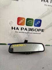 Запчасть зеркало салона KIA Sportage 2013