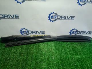 Запчасть уплотнитель стекла двери задний правый Nissan Almera 2012 - н.в.