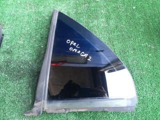 Запчасть стекло двери ( форточка ) заднее левое Opel Omega B 1994-2003
