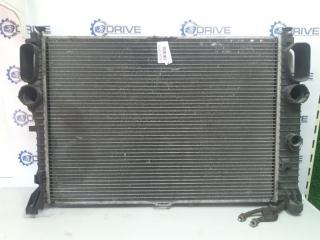 Запчасть радиатор двс Mercedes-Benz E-Class 2002-2006