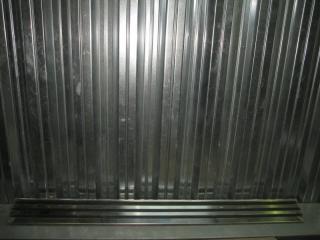Запчасть накладка порога правая Mercedes-Benz Gelandewagen 2005-2015
