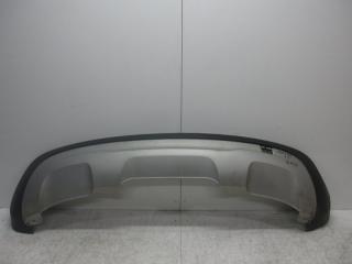 Запчасть спойлер бампера задний Mercedes-Benz GLA 2013-2018