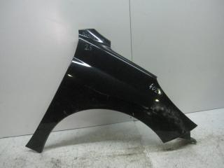 Запчасть крыло переднее правое Peugeot 207