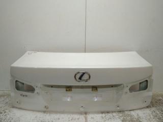 Запчасть крышка багажника задняя Lexus IS 2005-2013