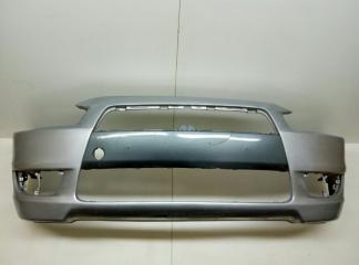 Запчасть бампер передний Mitsubishi Lancer До рестайлинг