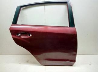Запчасть дверь задняя правая Subaru XV 2011>