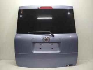 Запчасть крышка багажника задняя Toyota Sienta 2003-2015