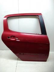 Запчасть дверь задняя правая Peugeot 308 2007-