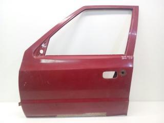 Запчасть дверь передняя левая Skoda Felicia 1995-2001