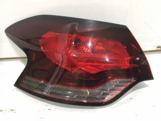 Запчасть фонарь задний левый Citroen DS4 2011-