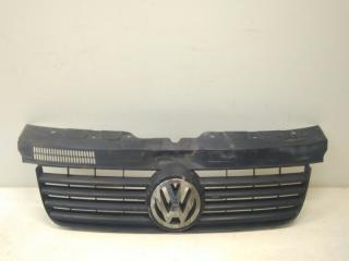 Запчасть решетка радиатора передняя Volkswagen Transporter 2005-2010