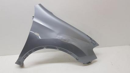 Запчасть крыло переднее правое Nissan Qashqai 2010-2014