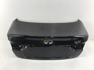 Запчасть крышка багажника задняя Infiniti Q50 c 2013-
