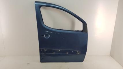 Запчасть дверь передняя правая Citroen Berlingo 2009-