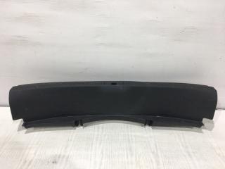Запчасть накладка замка багажника задняя Audi A4 2015-2017