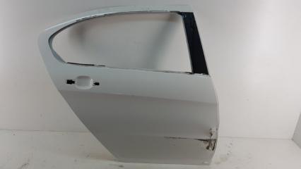 Запчасть дверь задняя правая Peugeot 408 2012-