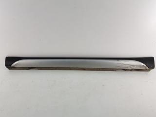 Запчасть накладка порога левая BMW X1