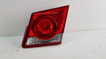 Запчасть фонарь правый Chevrolet Cruze 2014-