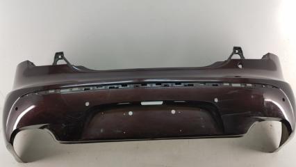 Запчасть бампер задний Jaguar XJ 2009>