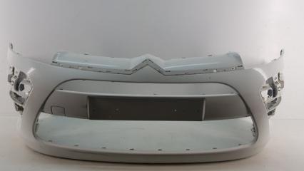Запчасть бампер передний Citroen C4 2006-2014