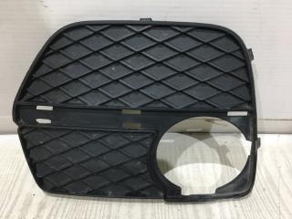 Запчасть окантовка птф передняя правая BMW X6 2008-2014