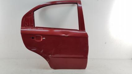 Запчасть дверь задняя правая Chevrolet Aveo