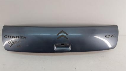 Запчасть накладка багажника Citroen C4 2008-2014