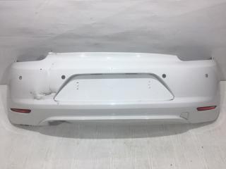 Запчасть бампер задний Volkswagen Scirocco 2008-2014