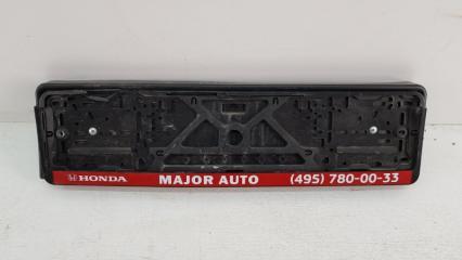 Запчасть площадка под гос. номер Honda Accord 2008-2013