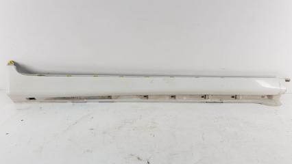 Запчасть накладка порога правая Volvo XC90 2012-2014