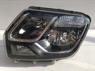 Запчасть фара передняя левая RENAULT Duster 2012-