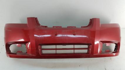 Запчасть бампер передний Chevrolet Aveo 2006-2012