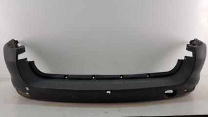 Запчасть бампер задний Lada Largus 2012-