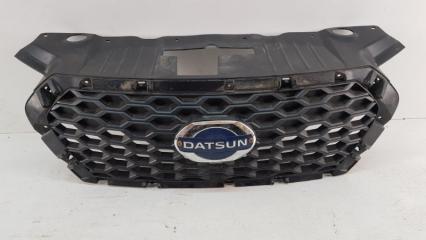 Запчасть решетка радиатора Datsun mi-Do 2014-
