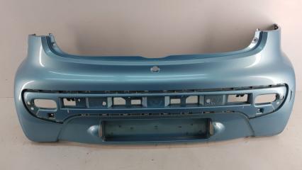 Запчасть бампер задний Citroen C1 2005-2014