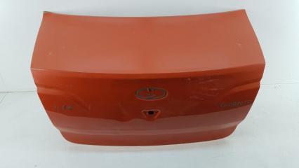 Запчасть крышка багажника задняя Lada Granta 2012-