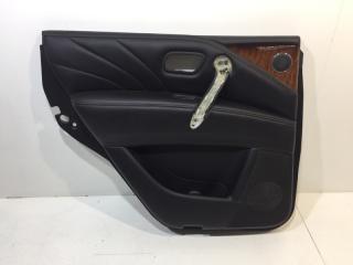Запчасть обшивка двери задняя левая Nissan Patrol 2010-2017