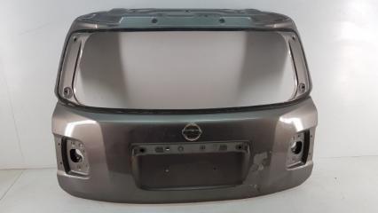 Запчасть крышка багажника Nissan Patrol 2010-2016