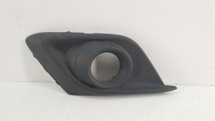 Запчасть окантовка птф передняя левая Mazda 3 2013