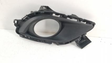 Запчасть окантовка птф передняя правая Mazda CX-9