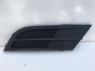 Запчасть заглушка птф передняя правая Volkswagen Jetta 2011-