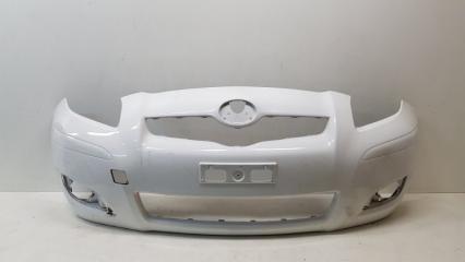 Запчасть бампер передний Toyota Yaris 2009-2011