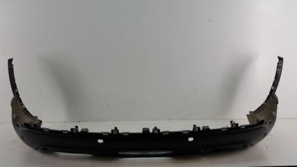 Запчасть юбка бампера задняя Lada Vesta SW Cross