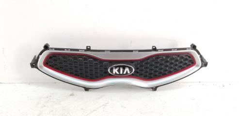 Запчасть решетка радиатора передняя Kia Picanto 2011-2018